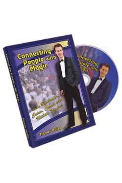 CONNECTING PEOPLE WITH MAGIC DVD - Sekalaiset DVD:t - 11350 - 1