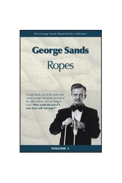 GEORGE SANDS ROPES DVD - Sekalaiset DVD:t - 14700