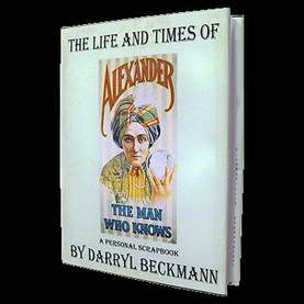 THE LIFE AND TIMES OF ALEXANDER - Taikuuden historia - 48880 - 1