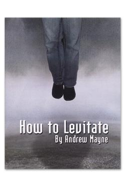 HOW TO LEVITATE BOOK - Illuusiot - 10981 - 1