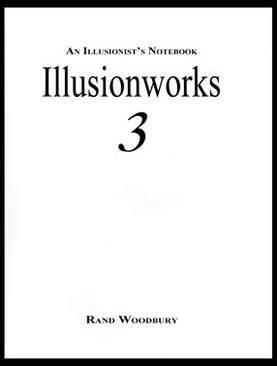 ILLUSION WORKS # 3 - Illuusiot - 41051 - 1