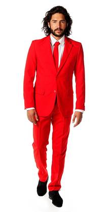 RED DEVIL OPPOSUITS - Opposuits - 10791 - 1