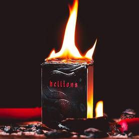 RED HELLIONS PLAYING CARDS - Tavalliset - 10381 - 1
