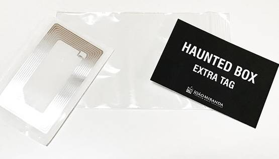 EXTRA TAG FOR HAUNTED BOX - Sekalaiset taikatemput - 61261 - 1