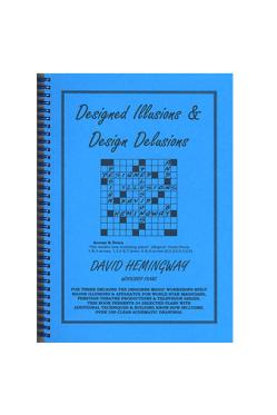 DESIGNED ILLUSIONS & DESIGNED DELUSIONS - Illuusiot - 49332 - 1