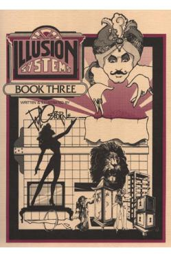 ILLUSION SYSTEM BOOK # 3 - Illuusiot - 4802 - 1
