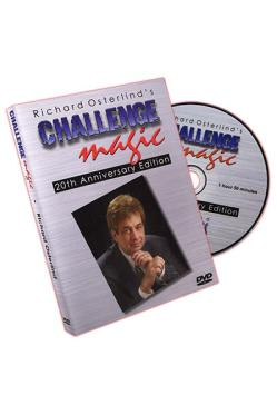 CHALLENGE MAGIC OSTERLIND DVD - Sekalaiset DVD:t - 10973