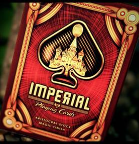 IMPERIAL PLAYING CARDS - Tavalliset - 52584 - 1