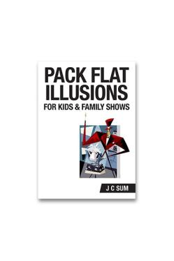 PACK FLAT ILLUSIONS FOR KIDS & FAMILY - Illuusiot - 12484 - 1