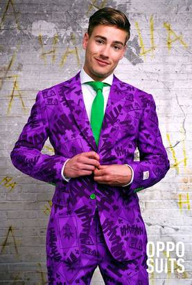 THE JOKER OPPOSUITS - Opposuits - 10794 - 1