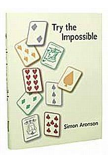 TRY THE IMPOSSIBLE - Korttitemput - 3984 - 1