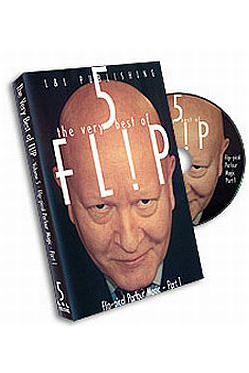 FLIP-PICAL PARLOUR MAGIC 1 DVD - Sekalaiset DVD:t - 1704 - 1