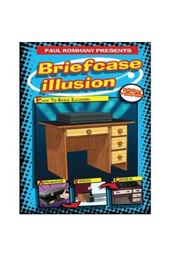 BRIEFCASE ILLUSION - Illuusiot - 12565 - 1