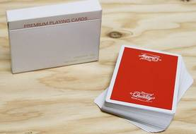 CARDISTRY 1902 RED 2nd EDITION - Tavalliset - 57525 - 1
