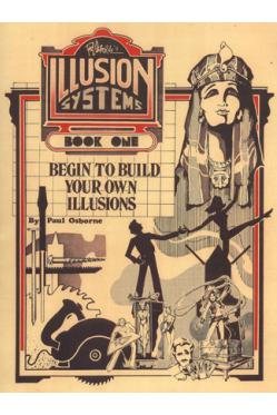 ILLUSION SYSTEM BOOK # 1 - Illuusiot - 4465 - 1