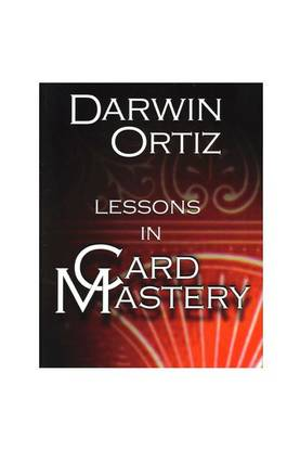 LESSONS IN CARD MASTERY - Korttitemput - 48515 - 1