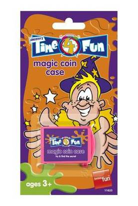 MAGIC COIN CASE Smiffys - Pikkutemput - 11025