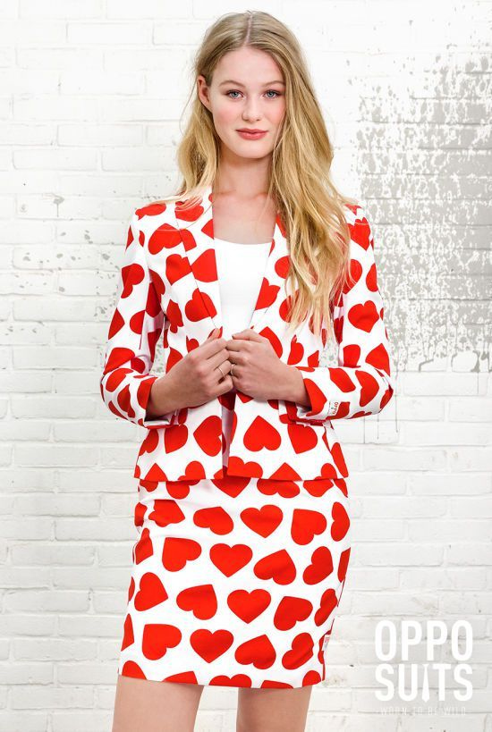 OPPOSUITS QUEEN OF HEARTS - Opposuits N - 11365 - 1