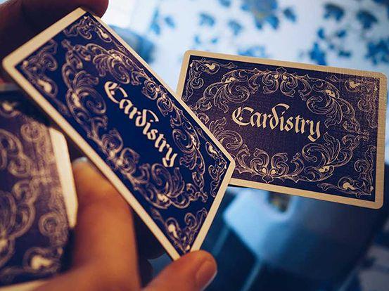 CARDISTRY CALLIGRAPHY DECK - Karnevaalikauppa Aprilli verkkokauppa 62c9c175ec
