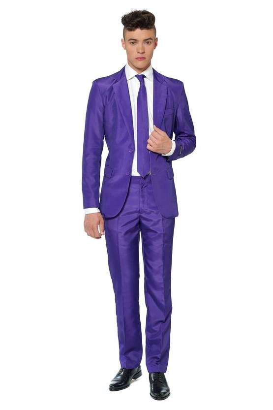 SUITMEISTER PUKU VIOLETTI - Opposuits - 11286 - 1