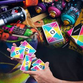 CARDISTRY COLOUR PLAYING CARDS - Tavalliset - 9457 - 1