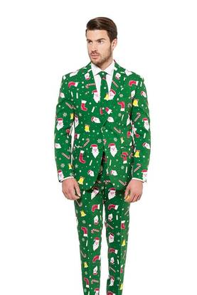 CHRISTMAS GREEN TREE SUITMEISTER - Opposuits - 11287 - 1