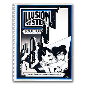 ILLUSION SYSTEM BOOK # 4 - Illuusiot - 4467 - 1