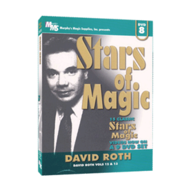STARS OF MAGIC #9 DAVID ROTH LATAUSVIDEO - Rahatemput - 50637 - 1