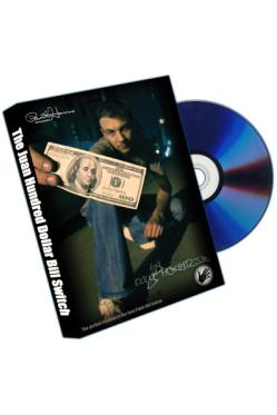 JUAN HUNDRED DOLLAR BILL SWITCH DVD - Rahatemput - 1697 - 1