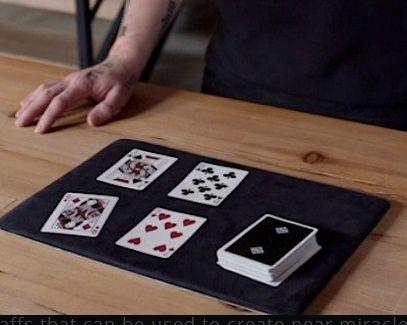 GAMBLERS PLAYING CARDS-MADISON - Karnevaalikauppa Aprilli verkkokauppa cb299df3a8