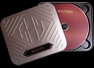 ROUTINES BY HOLLINGWORD DVD - Karnevaalikauppa Aprilli verkkokauppa 7ef980b181