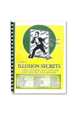 GRANT'S ILLUSION SECRETS - Illuusiot - 12768 - 1