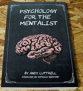 PSYCHOLOGY FOR THE MENTALIST - Ajatustenluku - 57768 - 1