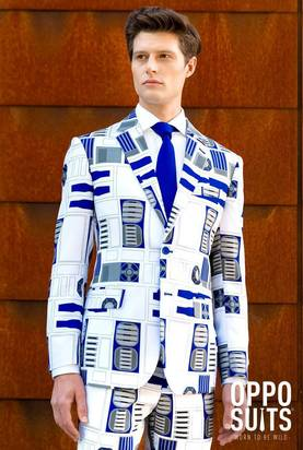 R2-D2 OPPOSUITS - Opposuits - 10798 - 1