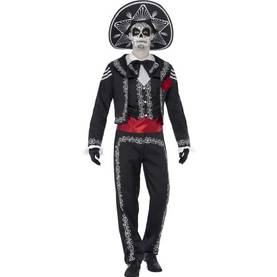 SENOR BONES-DAY OF THE DEAD - Kauhut, viitat - 43738 - 1