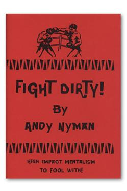 FIGHT DIRTY ANDY NYMAN LECTURE - Ajatustenluku - 10909 - 1