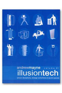 ILLUSIONTECH BOOK - Illuusiot - 5889 - 1