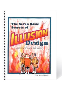 SEVEN BASIC SECRETS OF ILLUSION DESIGN - Illuusiot - 7619 - 1