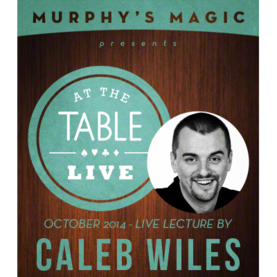 AT THE TABLE CALEB WILES LATAUSVIDEO - Korttitemput - 53885L - 1