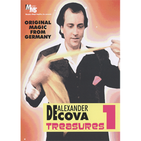TREASURES VOL 1 LATAUSVIDEO - Rahatemput - 52467L - 1